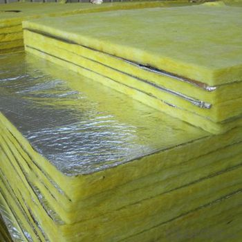 Glass Wool Board 50kg/m3 china manufacturer