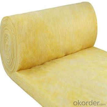 Glass Wool Pipe 20kg/m3 With Aluminum Foil Facing