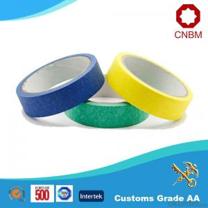 Masking Tape Nature Rubber for Car Painting
