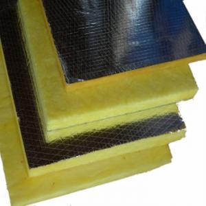 Glass Wool Board 50kg/m3 china manufacturer