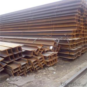 China Hot Rolling Dip Galvanized H Beams Price per Kg