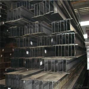 Hot Dip Galvanized H-Steel Beams Supplier