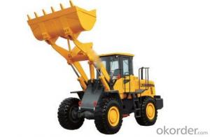 Construction Machinery Wheel Loader Hot Sale
