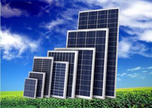 Solar Energy Solar Panels Produced by CNBM solar