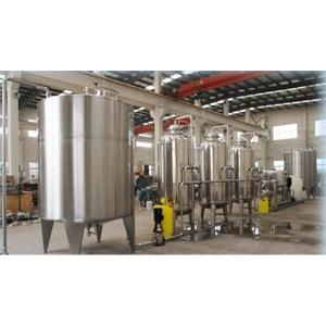 Purified Water Treatment Filling Machine