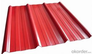 PRIME COLD ROLLED WAVE GALVANIZED METAL SHEET
