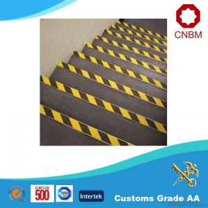 Anti-slip Tape with PVC, PET, PP and Aluminum Foil