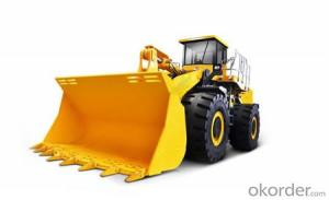 Construction Machinery Wheel Loader 9126