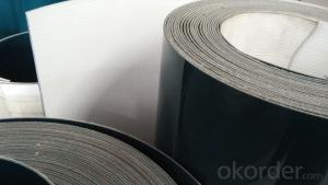 Dark Green/Petrol Blue/Dark/Green PVC/PU Conveyor Belt