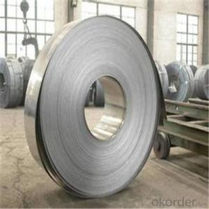 Hot and Cold Carbon Rolled Steel Strip Coils Q195 Q235