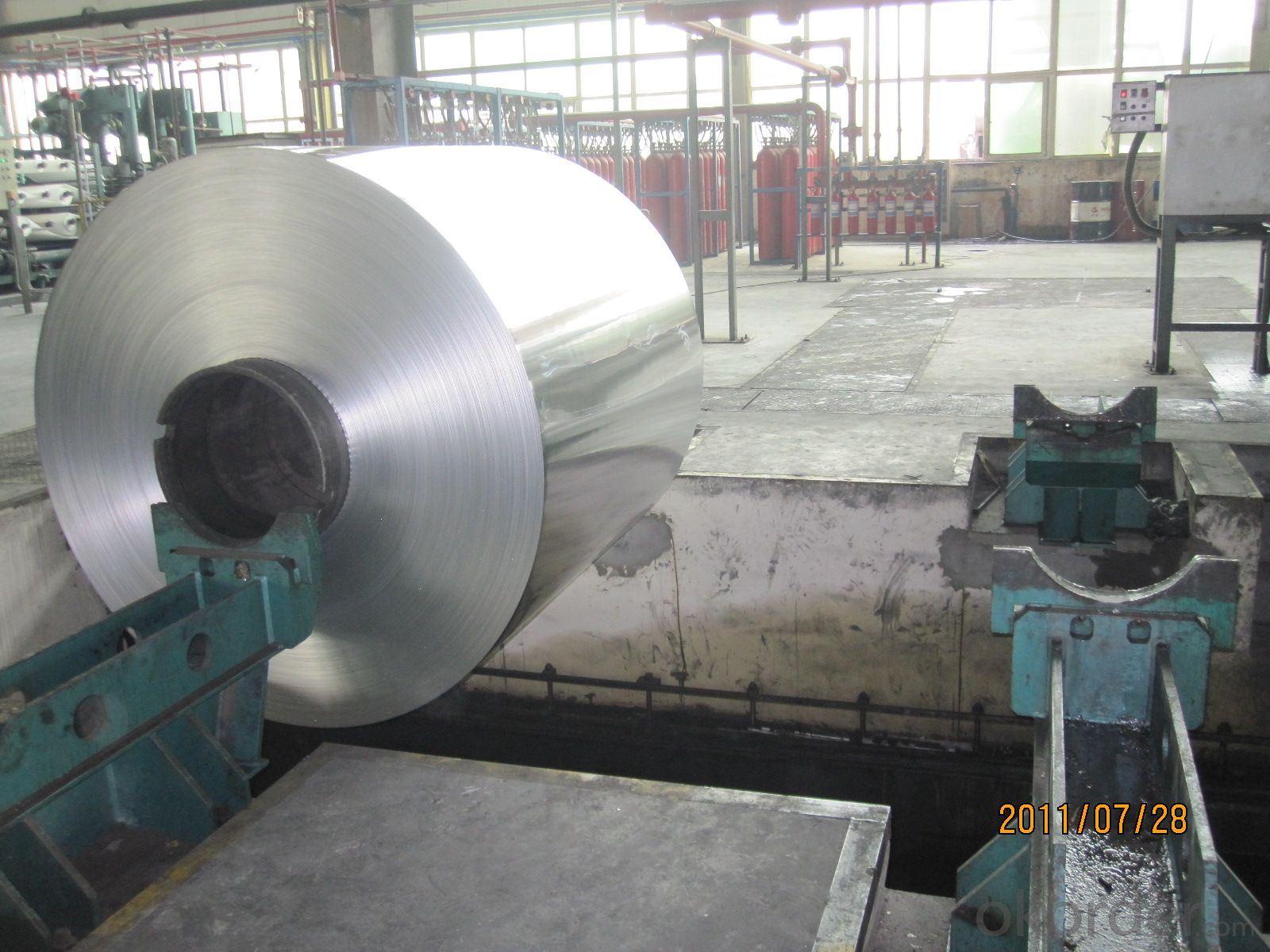 CC Aluminium in Coil Form for house ceiling