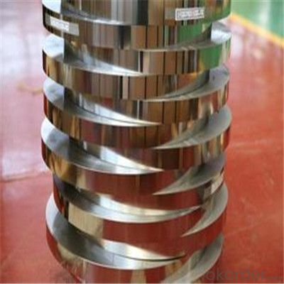 Cold Rolled Steel Strip Coils Q195 Q235 in China