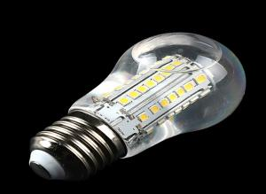 LED Bulb 8W LED Bulb Light 800lumens, Cooling System Inside Reduces the Heat