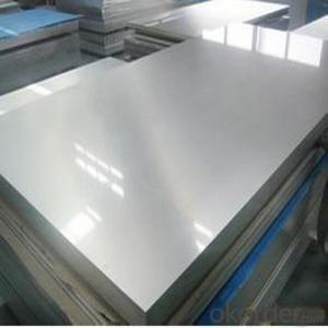 Aluminium Sheet for Oil Tank of Transportation Tools