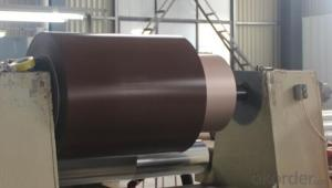 larger Image Color Coated Aluminum Sheet Coil for Roofing and Cladding System