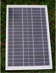 High Efficient 10w Poly Solar Panel in Stock with Cheapest Price