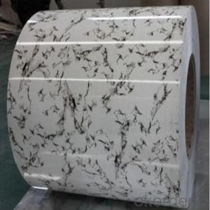 Exterior Decorations Curtain Wall Stone Prepainted Aluminum Coils