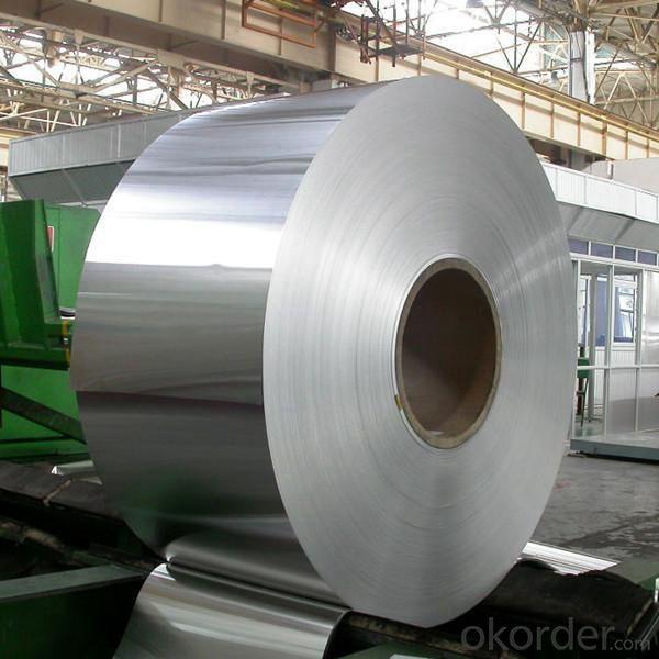 1070 DC Aluminium Cast Coil for further passing