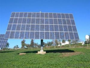 Poly 255w solar panel price A grade PV panels