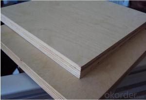 Full Birch Plywood USA Grade Face/Back C/C Grade