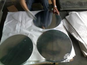 AA1070 C.C Mill Finished Aluminum Circles used for Cookware
