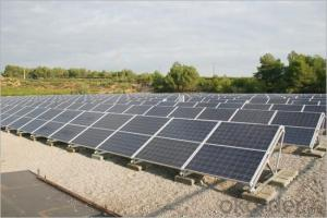 Solar Panel with High Efficiency Good Quality Poly 260W