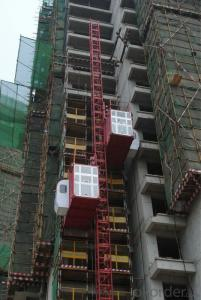 Construction Hoist for  Passenger and for Buliding China Manufacture