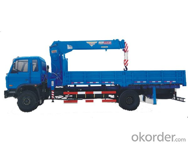 Feitao 8 Tons  Lifting Truck