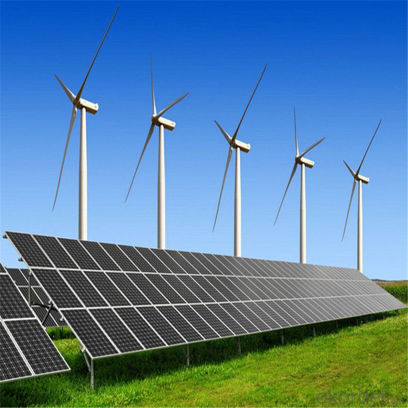 130 Watt Photovoltaic Poly Solar Panel