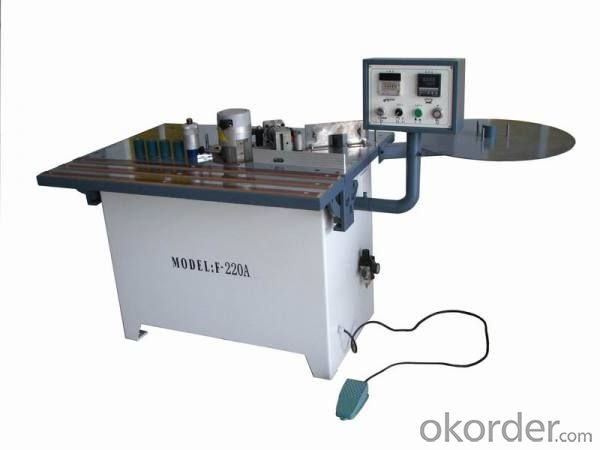 Edge Banding Machines from China Market with Lower Cost