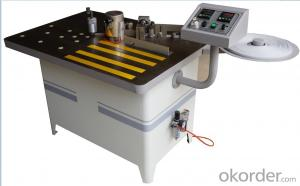 Edge Band Machines with High Quality from China Market