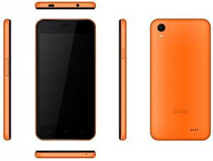 New 4 inch dual core smartphone with camera front 0.3MP and rear 2.0MP