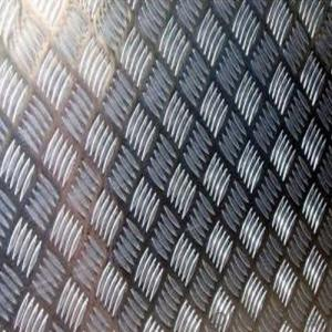 One Bar Diamond Aluminum Checker Plate with High Quality