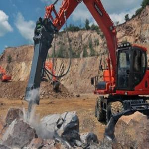 Construction Machinery Hydraulic Rock Breaker for Sale