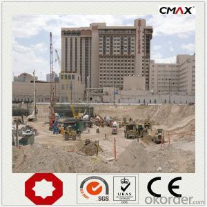 Tower Crane QTZ40 CMAX New Condition Crane