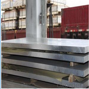 Cold Drawn Aluminum Alloy Plate with High Quality