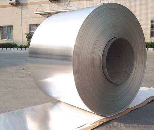 Aluminium Foilstock For The Lamination Foil Jumbo Roll Production
