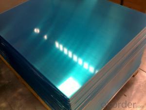5052 5054 0.2mm-1mm Thickness Insulation Aluminum Mirror Sheet