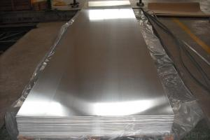 Hot Rolling Anodized Alloy 1060 1070 1050 Thin Aluminum Mirror Sheets