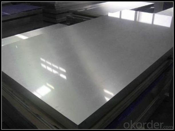 EN AW - 5383 Aluminium Sheets from China