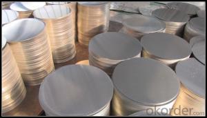Best Selling Cookware Deep Drawing 1100 Aluminium Circle for Utensils