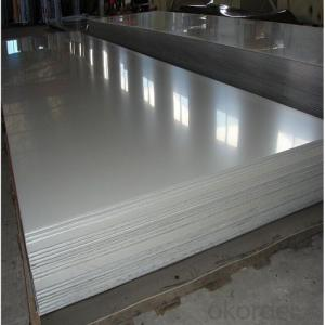 Plain Aluminum Coil Sheet with High Quality