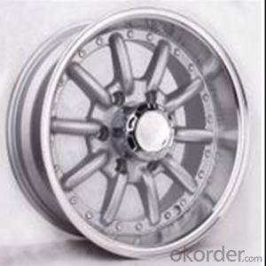 Aluminium Alloy Wheel for Great Pormance No. 408