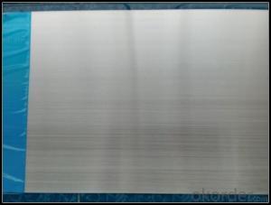 Brushed Aluminum Sheet for Ceiling Decoration