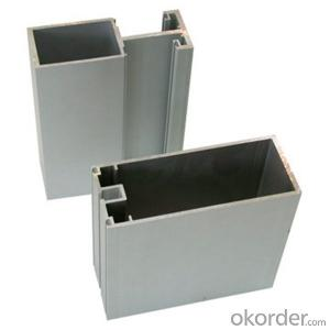 Aluminum Alloy Profiles for Kitchen Cabinet Frame Door Frames