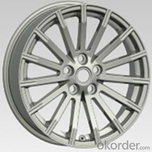 Aluminium Alloy Wheel for Great Pormance No. 4055