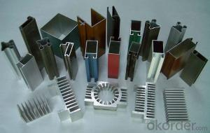 Aluminum Alloy Profiles for Office Screenn Office Partition