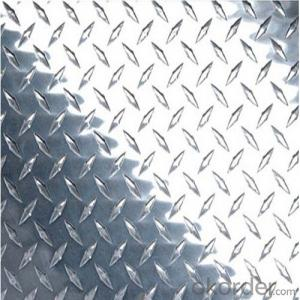 One Bar Diamond Aluminum Checker Plate 3003
