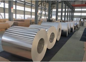 Aluminum Coil 1050 1200 3004 h14 h24 for composite panel on sale