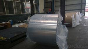 Mirror Finish Aluminum Rolls for Metal System